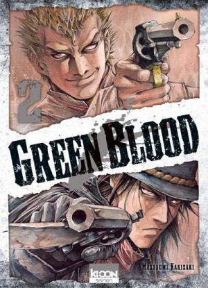 Green Blood T.2