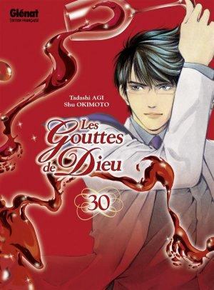 couverture, jaquette Les Gouttes de Dieu 30  (Glénat Manga)