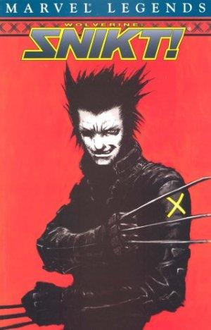 Wolverine - Snikt édition Simple