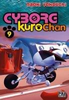 couverture, jaquette Cyborg Kurochan 9  (Pika)