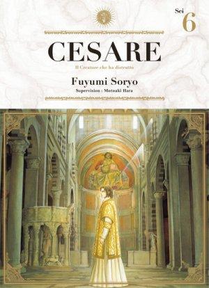 couverture, jaquette Cesare 6  (Ki-oon)
