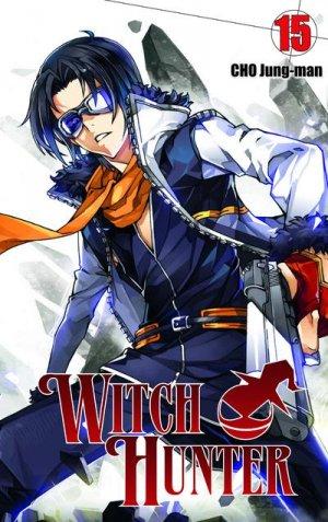 Witch Hunter # 15