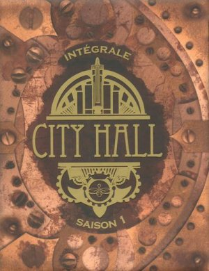 City Hall édition Coffret