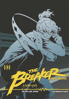 The Breaker - New Waves T.3