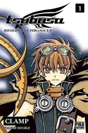 Tsubasa Reservoir Chronicle édition Double