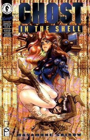 couverture, jaquette Ghost in the Shell 6  (Dark horse US)
