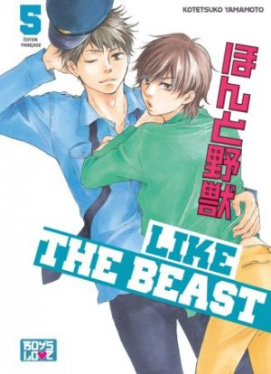 couverture, jaquette Like the Beast 5  (IDP)