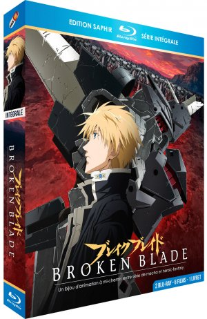 Broken Blade édition Blu-ray Saphir