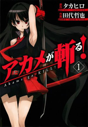 Red Eyes Sword - Akame ga Kill ! # 1