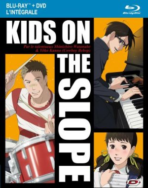 Kids on the Slope édition Combo BR/DVD