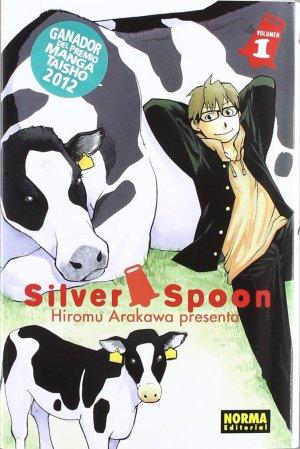 Silver Spoon - La Cuillère d'Argent édition Simple