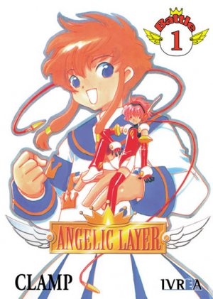 Angelic Layer édition Simple
