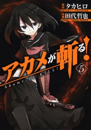 Red Eyes Sword - Akame ga Kill ! 5