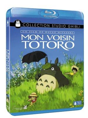 Mon Voisin Totoro édition Blu-ray