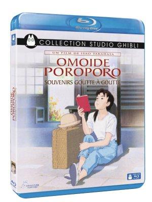 Omoide Poroporo - Souvenirs goutte à goutte édition Blu-ray