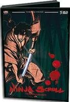 couverture, jaquette Ninja Scroll  COLLECTOR - VO/VF (Kaze)