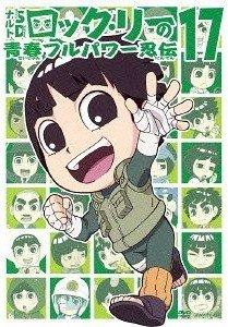 couverture, jaquette Naruto SD – Rock Lee les péripéties d'un ninja en herbe 17