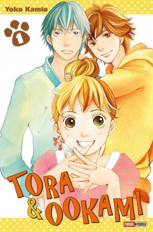 Tora & Ookami édition Simple