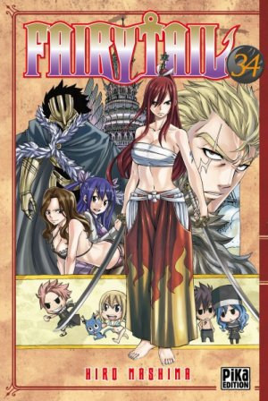 Fairy Tail #34