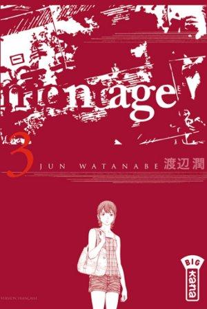 couverture, jaquette Montage 3  (kana)