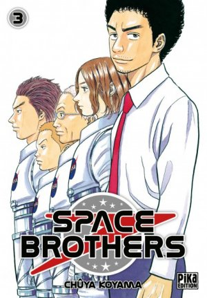 Space Brothers # 3