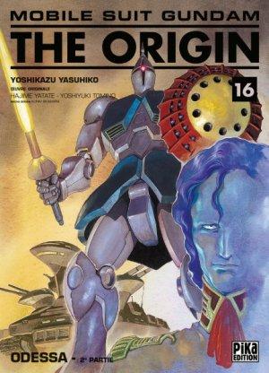 couverture, jaquette Mobile Suit Gundam - The Origin 16  (Pika)