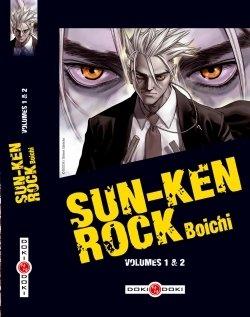 Sun-Ken Rock édition écrin par deux