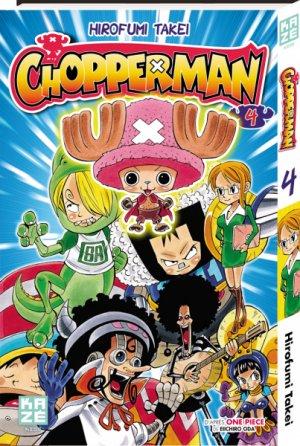 Chopperman #4