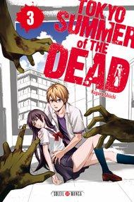 couverture, jaquette Tokyo - Summer of the dead 3  (soleil manga)
