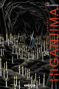 couverture, jaquette Higanjima 24  (soleil manga)