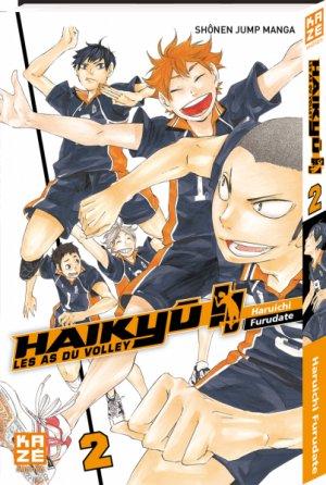 Haikyu !! Les As du Volley # 2