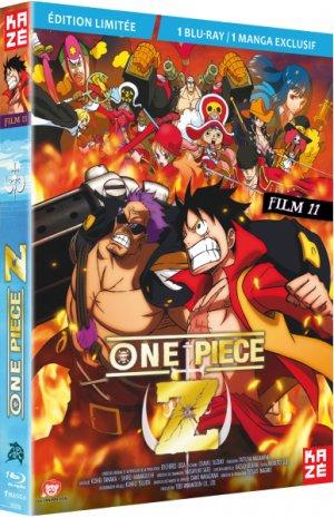 One Piece - Film 11 : Z édition Blu-ray