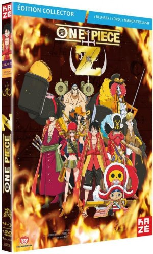 One Piece - Film 11 : Z édition Collector combo DVD/Blu-ray