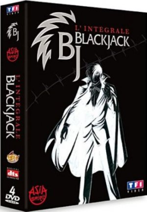 Black Jack édition Intégrale
