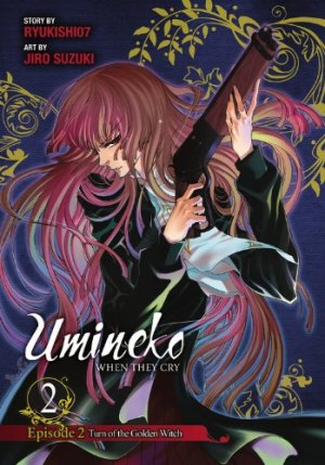 Umineko no Naku Koro ni Episode 2: Turn of the Golden Witch 2