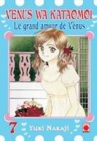 couverture, jaquette Venus Wa Kataomoi - Le grand Amour de Venus 7  (Panini manga) Manga