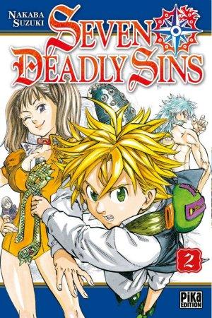 Seven Deadly Sins T.2