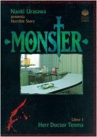 Monster édition Tankoubon