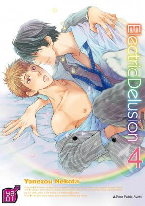 Electric Delusion 4 Manga