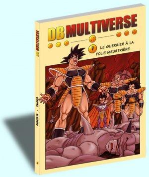 couverture, jaquette Dragon Ball Multiverse 7  (Editeur FR inconnu (Manga))