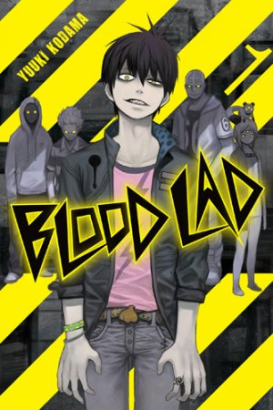 Blood Lad édition Volume double