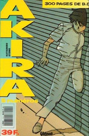 Akira édition Mensuels reliés