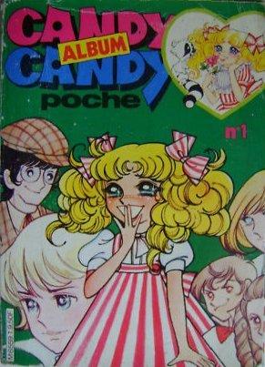 Candy Candy édition Poche - Album