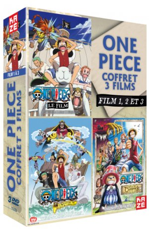 One Piece - Film 03 : Le Royaume De Chopper, L'Île Des Bêtes Géantes # 1 Simple