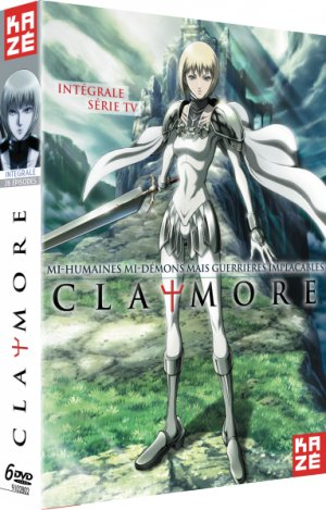 Claymore édition Intégrale Slim