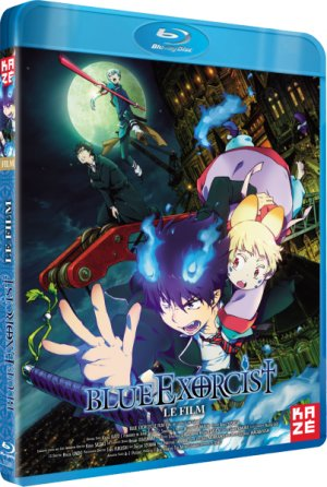 Blue Exorcist édition Blu-ray