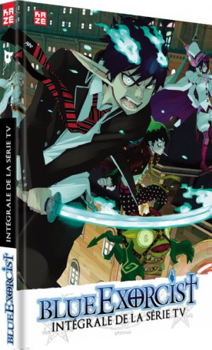 Blue Exorcist édition Collector Blu-ray