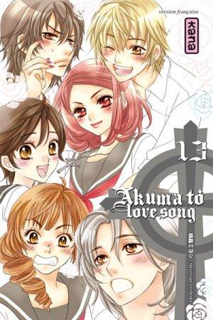 Akuma to Love Song #13