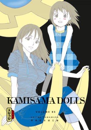 Kamisama Dolls T.5