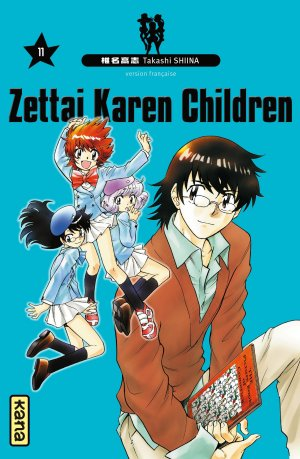 Zettai Karen Children # 11